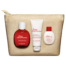 Buy Clarins Eau Dynamisante Wake-Up Treats Collection Online at johnlewis.com