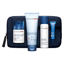 Buy ClarinsMen Grooming Essentials Collection Online at johnlewis.com