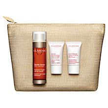 Buy Clarins Double Serum 50ml Anti-Ageing Must-Have Collection Online at johnlewis.com