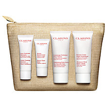 Buy Clarins Skincare Heroes Starter Kit Online at johnlewis.com