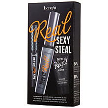 Buy Benefit They're Real Mascara Sexy Steel Gift Set Online at johnlewis.com