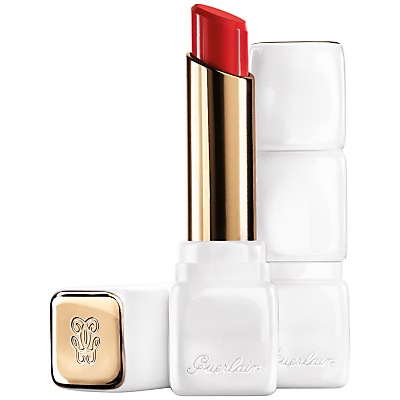 shop for Guerlain Kiss Kiss Roselip Crème Lipstick at Shopo