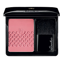 Buy Guerlain Rose Aux Joues Blusher Online at johnlewis.com