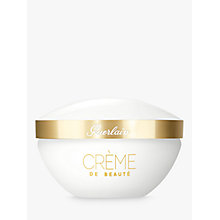 Buy Guerlain Crème de Beauté Cleansing Cream, 200ml Online at johnlewis.com