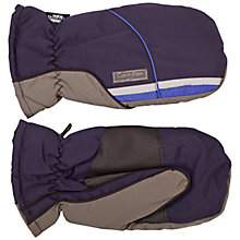 Buy Calvin Klein Golf Winter Mittens, One Size, Navy Online at johnlewis.com