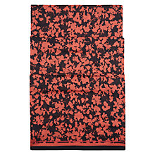 Buy Hobbs Cloudberry Scarf, Navy Online at johnlewis.com