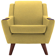 Buy G Plan Vintage The Fifty Five Armchair, Tonic Mustard Online at johnlewis.com