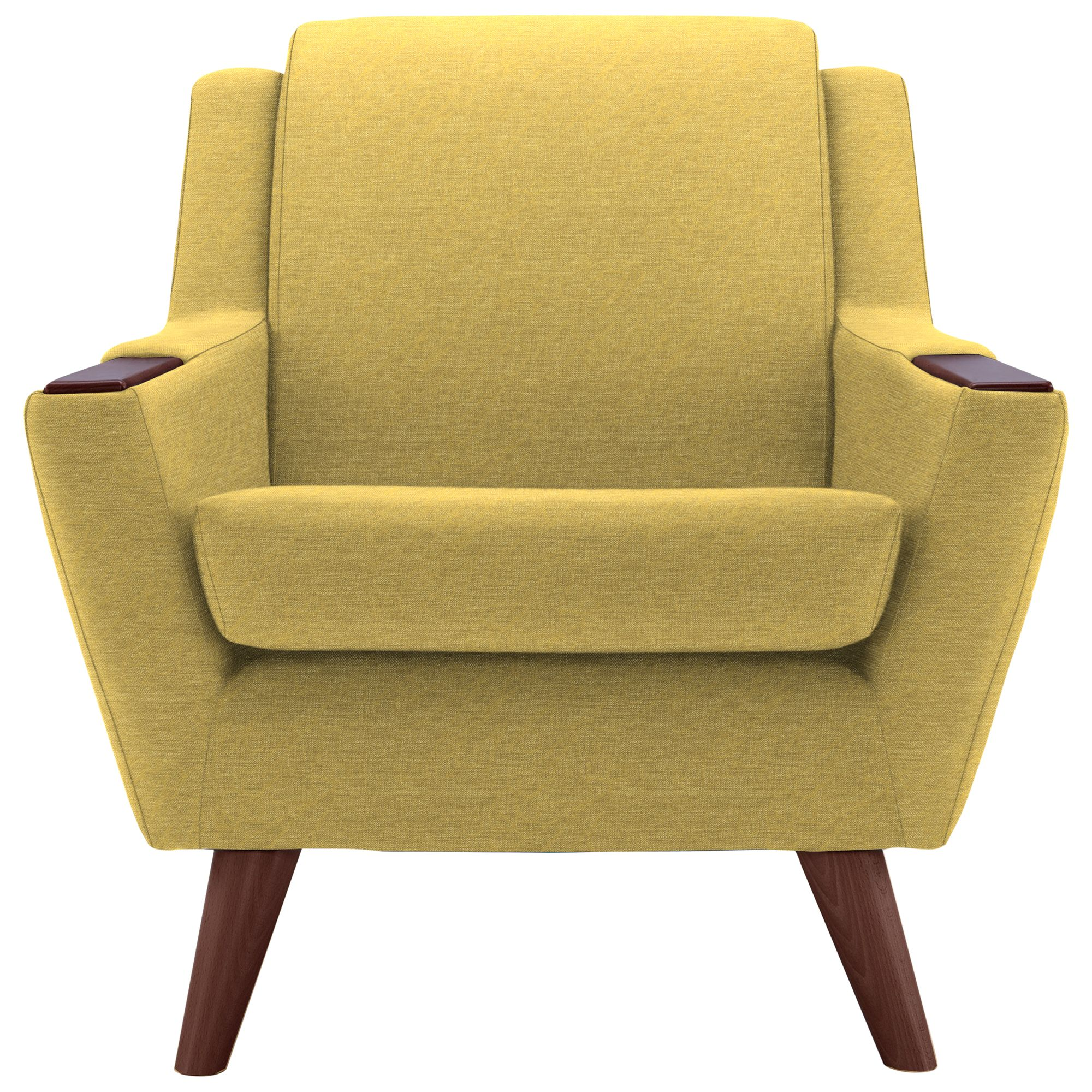 G Plan Vintage G Plan Vintage The Fifty Five Armchair, Tonic Mustard