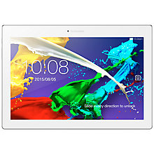 "Buy Lenovo Tab 2 A10 Tablet, Quad-core Processor, Android, 10.1"", Wi-Fi, 16GB Online at johnlewis.com"