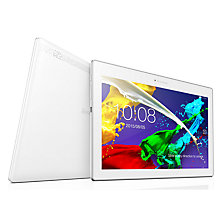 "Buy Lenovo Tab 2 A10 Tablet, Quad-core Processor, Android, 10.1"", Full HD, Wi-Fi, 16GB Online at johnlewis.com"