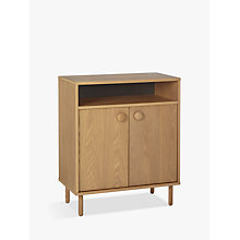 Buy John Lewis Bergen Double Towel Cupboard Online at johnlewis.com