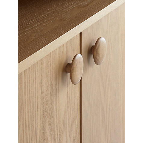 Buy Design Project By John Lewis Double Towel Cupboard John Lewis