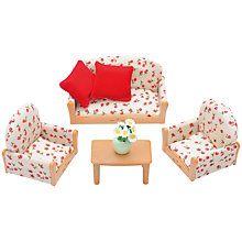 Buy Sylvanian Families 3 Piece Suite Online at johnlewis.com