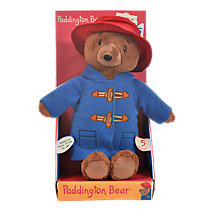 Buy Paddington Bear Talking Soft Toy Online at johnlewis.com