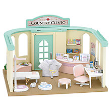 Buy Sylvanian Families Country Doctor Online at johnlewis.com