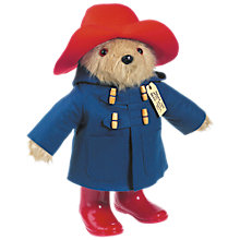 Buy Paddington Bear Large Soft Toy Online at johnlewis.com