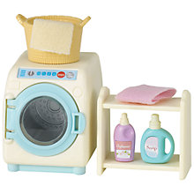 Buy Sylvanian Families Washing Machine Set Online at johnlewis.com