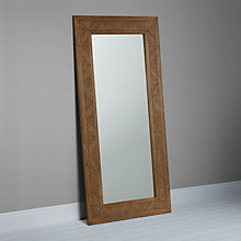Buy John Lewis Parquet Leaner Mirror, 168 x 82cm Online at johnlewis.com