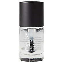 Buy CHEEKY Chat Me Up Nail Polish, 10ml, Top Me Up Online at johnlewis.com