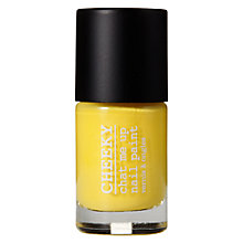 Buy CHEEKY Chat Me Up Nail Polish Yellows & Greens Collection, 10ml Online at johnlewis.com