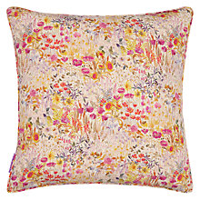 Buy Liberty Floral Clay Cushion, Wood Fairy Online at johnlewis.com