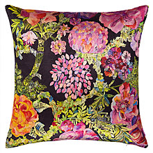 Buy Liberty Jeffery Rose Tree Cushion, Orchard Online at johnlewis.com
