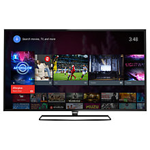 "Buy Philips 48PFT5500 Slim LED HD 1080p Android TV, 48"" with Freeview HD and Built In Wi-Fi Online at johnlewis.com"