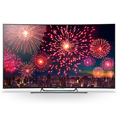 Sony Bravia KD65S8505 Curved LED 4K Ultra HD 3D Android TV, 65