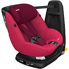 Buy Maxi-Cosi AxissFix Car Seat, Berry Pink Online at johnlewis.com