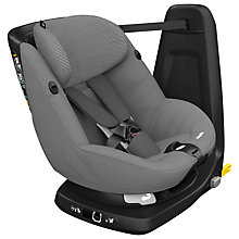 Buy Maxi-Cosi AxissFix Car Seat, Concrete Grey Online at johnlewis.com