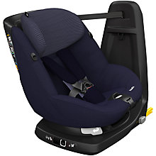 Buy Maxi-Cosi AxissFix Group 1 Car Seat, River Blue Online at johnlewis.com
