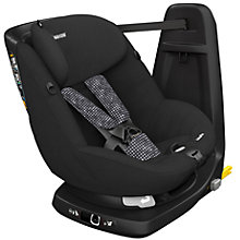 Buy Maxi-Cosi AxissFix Car Seat, Digital Black Online at johnlewis.com