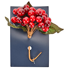 Buy John Lewis Large Berry Pick, Pack of 30, Red Online at johnlewis.com
