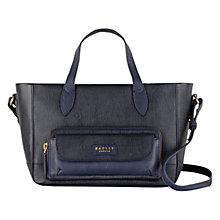 Buy Radley Medium Columbia Road Leather Multiway Handbag Online at johnlewis.com