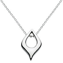 Buy Kit Heath Sterling Silver Tempt Necklace, Silver Online at johnlewis.com