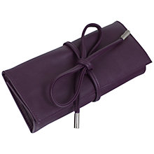 Buy John Lewis Jewellery Roll Online at johnlewis.com