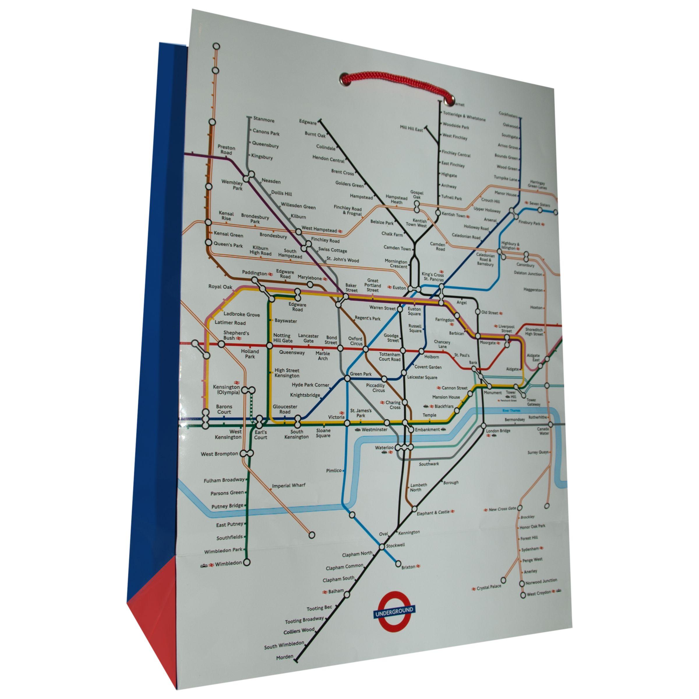 Rachel Ellen London Tube Gift Bag, Large