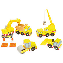 Buy Le Toy Van Construction Set Online at johnlewis.com