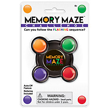 Buy Memory Maze Challenge Online at johnlewis.com