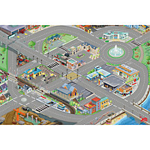 Buy Le Toy Van Car Road Playmat Online at johnlewis.com