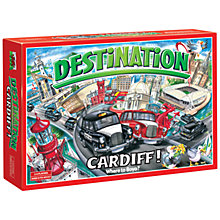 Buy Destination Cardiff Board Game Online at johnlewis.com