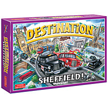 Buy Destination Sheffield Board Game Online at johnlewis.com