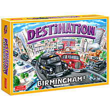 Buy Destination Birmingham Board Game Online at johnlewis.com