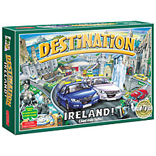 Buy Destination Ireland Board Game Online at johnlewis.com