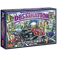 Buy Destination Scotland Board Game Online at johnlewis.com