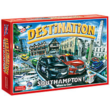Buy Destination Southampton Board Game Online at johnlewis.com