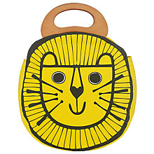 Buy Jane Foster Lion Knitting Bag, Yellow Online at johnlewis.com