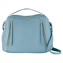 Buy Radley Brondesbury Multiway Leather Handbag, Sky Online at johnlewis.com