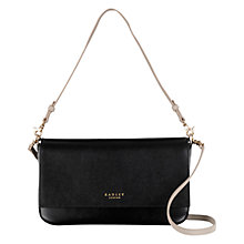 Buy Radley Hepburn Leather Shoulder Bag Online at johnlewis.com