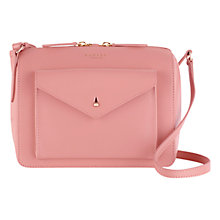 Buy Radley Keats Grove Small Acrossbody Bag, Pink Online at johnlewis.com